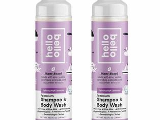 Hello Bello Shampoo/Wash (Lavender, 2 pack)