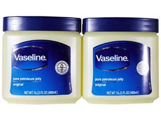 Vaseline Pure Petroleum Jelly, 16.23 Oz - 2 PACK