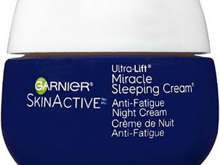 Garnier SkinActive Miracle Anti-Fatigue Night Cream, 1.7 Ounce