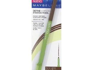 Maybelline New York Define-A-Brow Eyebrow Pencil, 644 Light Brown,