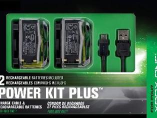 Nyko Power Kit Plus