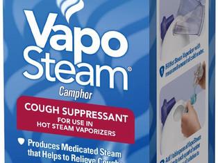 Vicks VapoSteam, Medicated Vaporizing Liquid 8 oz,