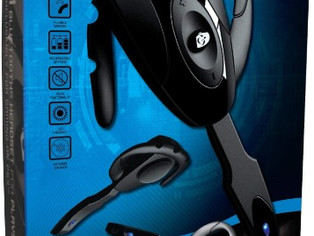 Gioteck EX-01 Bluetooth Headset for PS3
