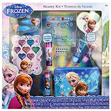 Townley Girl Disney Frozen Beauty Kit, Lip balms, glosses