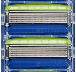 Schick Hydro 5 Sensitive Refill Razor Blade, 4 Count