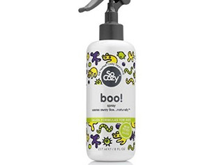 SoCozy Boo! Lice Scaring Spray Scares Away Lice… Naturally, 8 Oz.