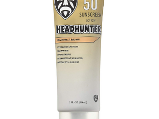 Headhunter Surf Sunscreen SPF 50 - Light Brown - 3oz
