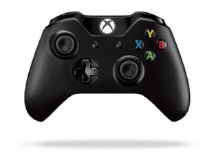Microsoft Xbox One Wireless Controller, Black