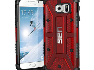 UAG Samsung Galaxy Note 5 Feather-Light Composite [BLACK] Military Drop Tested Phone Case