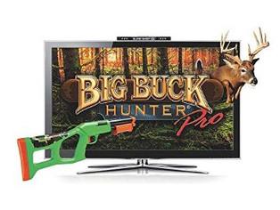 Sure Shot HD Big Buck Hunter® Pro Video Game System