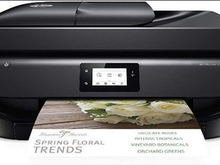 HP OfficeJet 5255 Wireless All-in-One Printer, HP Instant Ink or Amazon Dash replenishment ready (M2