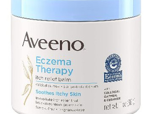 Aveeno Eczema Therapy Itch Relief Balm, 11 Ounce