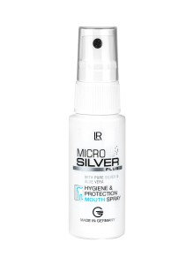 LR MICROSILVER PLUS LR MICROSILVER PLUS Hygiene & Protection Mondspray 30ml
