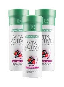 Vita Active Rode Vruchten - set van 3