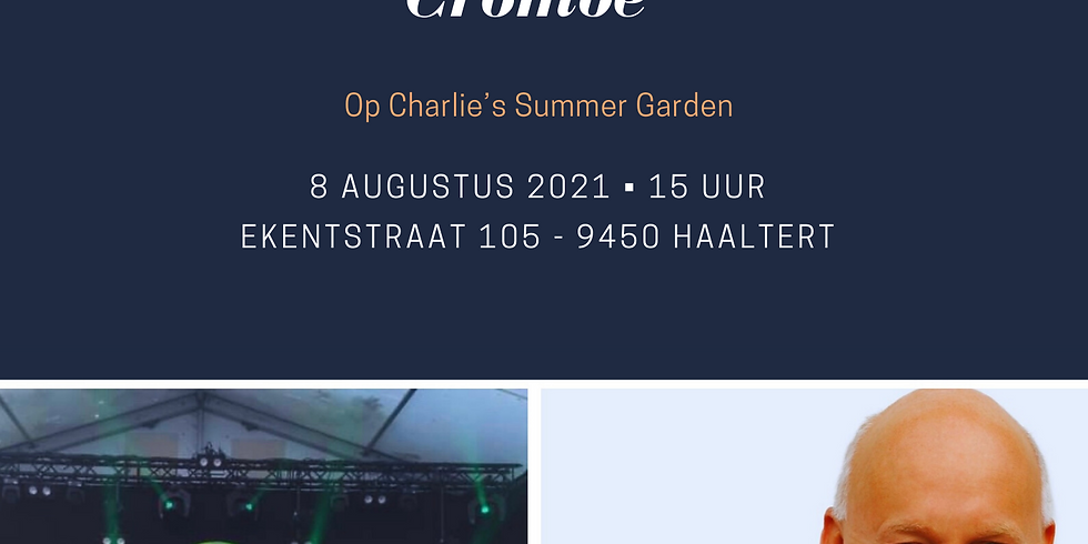 """Charlie's Summer Garden: Kindershow """" De Groene Planeet"""" met Ignace Crombé"""