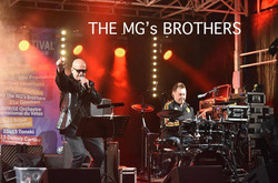 the MG's Brothers