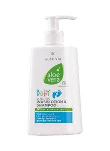 Aloe Vera Baby Shampoo 250ml