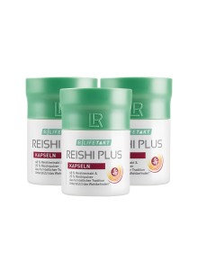 Reishi Plus capsules - set van 3