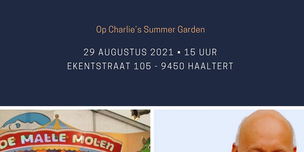 """Charlie's Summer Garden - Kindershow """"De Malle Molen"""" met Ignace Crombé"""