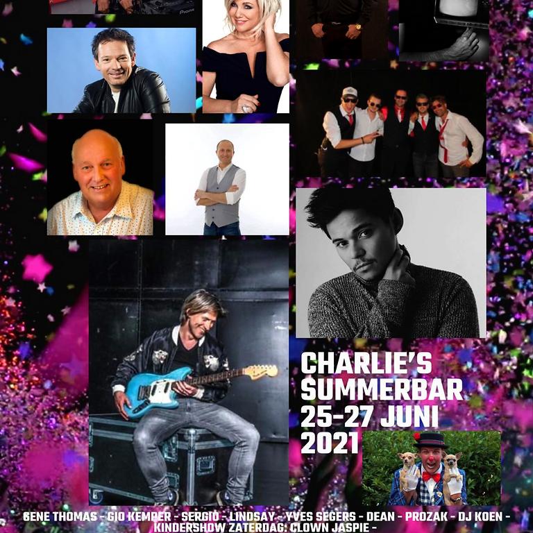 Charlie's Summerbar - Sergio - Lindsay - Yves Segers