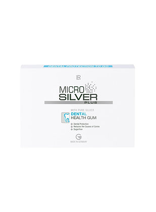 MICROSILVER PLUS Microsilver Dental Health Gum