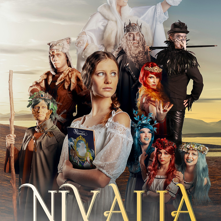 Nivalia - The Fantasy Musical - Zottegem