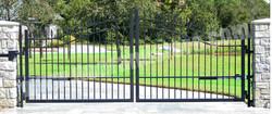 Bahçe Kapısı Örnekleri 6