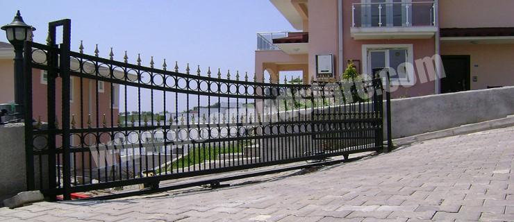Bahçe Kapısı Örnekleri 8