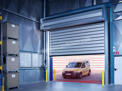 Endüstriyel Kapı Sistemleri 1