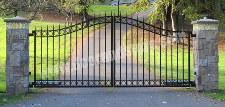 Bahçe Kapısı Örnekleri 4