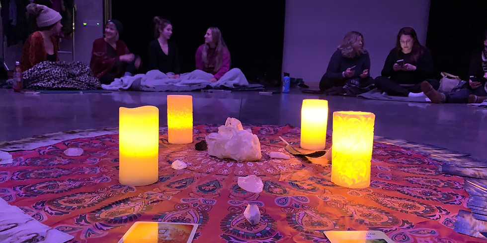 Chakra And Energy Work Women's Circle