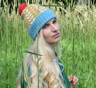 mustard blue hat2sq.jpg