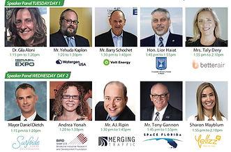Israel Innovation Expo Speakers Surfside