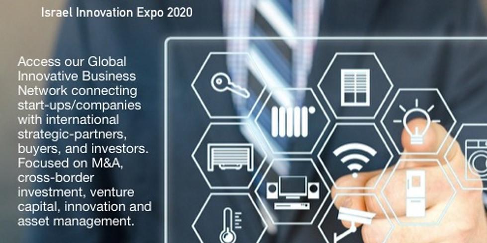 2020 Virtual Israel International Innovation Expo (1)