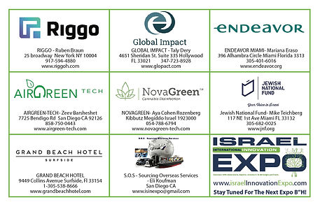 Israel Innovation Expo Exhibitors 2 Surf