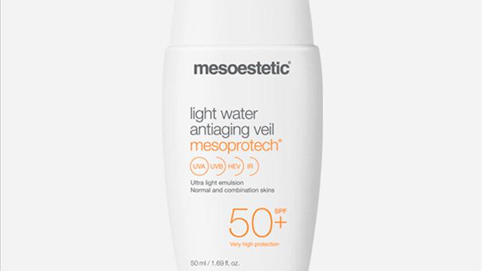 LIGHT WATER ANTIAGING VEIL +50