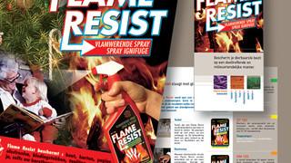 flame resist campagne