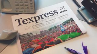 texpress bedrijfsmagazine