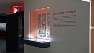 kaartspelers in de kunst expo