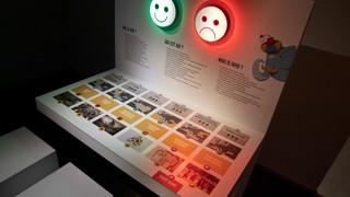 crossroads multimedia tentoonstelling