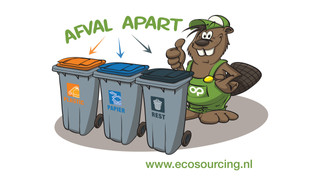 ecosourcing mascotte