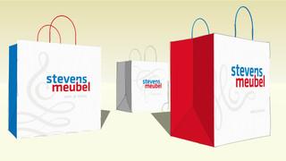 stevens meubel paperbags