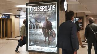 crossroads campagne affichage
