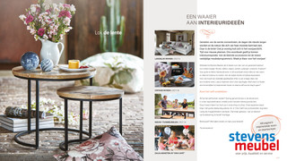 stevens meubel woonboek