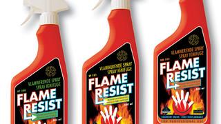 flame resist packaging