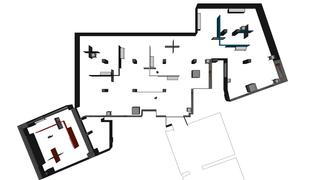 collectie FOMU expo 3d tekening