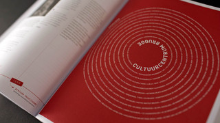 cultuurcentrum 20 jaar brochure