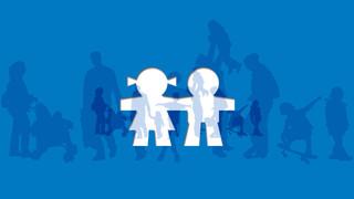 ocmw opvoedingswinkel illustratie