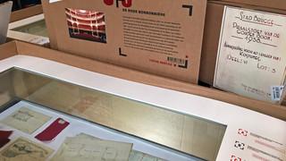 stoffige archieven mini-expo