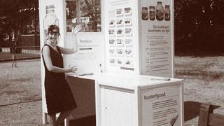 beeldbank kusterfgoed mini-stand